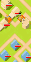 GAME Villagers Defense TAGS isometric, village