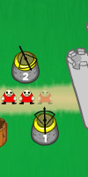 GAME Besieged TAGS besieged, gameofskill, tactical defense game, eli brown, kupaman, captainponcho, erect, newgrounds