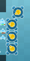 GAME Bubble Tanks Tower Defense TAGS bubbletanks, heroin, hero interactive