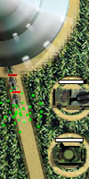 GAME Crop Circles 2 TAGS glow monkey, cropcircles, crops td, tower, defense, glowmonkeygames