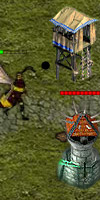 GAME Kingdom of Seguenay TAGS segunay, king dom, war, battle, hero, bees, tower defense, tower
