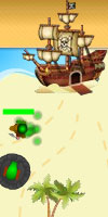 GAME Pirates: Gold Hunters TAGS piratesgoldhunters, coolbuddy, three paths, pirate gold defense castle