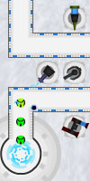 GAME Snow Virus TD TAGS snowvirus, towerdefense, arctic, snow winter defending, building towers shooting creeps, sarki