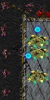Starcraft Tower Defence