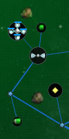GAME The Space Game TAGS RTS, real-time strategy, space, defense, thecc